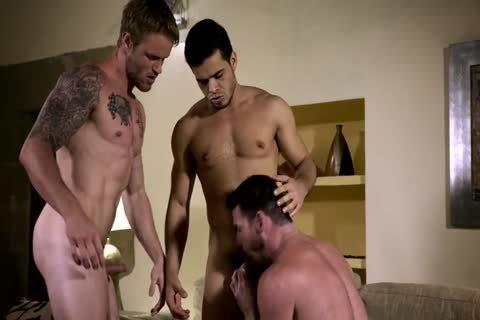 naughty raw 3some
