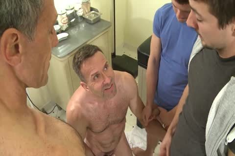 Dads And dudes- kinky Mess