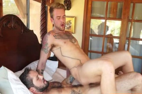 Muscle homosexual oral And ejaculation