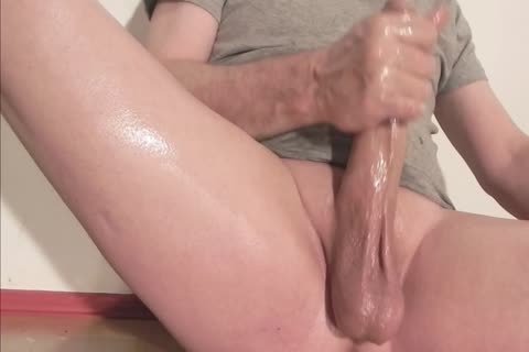 lengthy OILED MASURBATION 254 Part Two