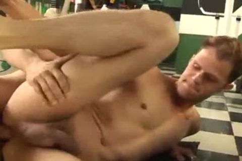 butthole Eating At The Gym Brasil