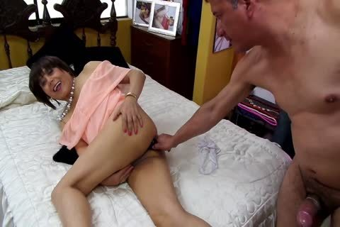 TATY ENJOYING DOUBLE anal enjoyment