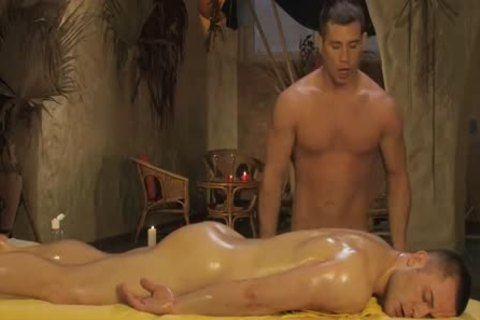 Erotic butt Massage For His anal