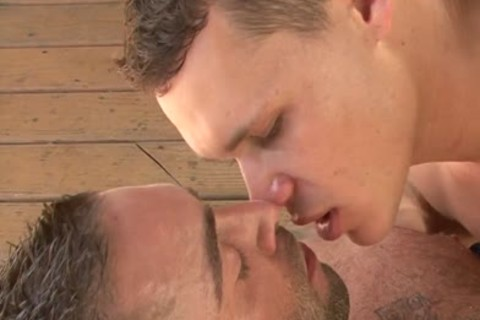 males receive Down To Some Outdoor painfully