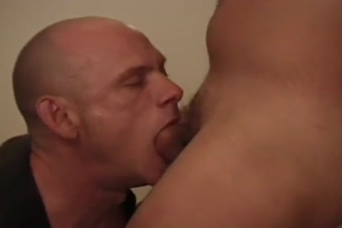 Leather Wolf - Scene 1 - Macho chap video scene