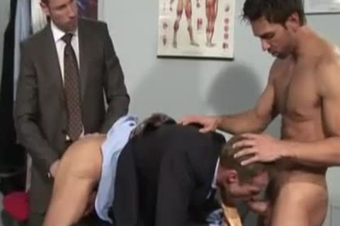 lovely Office trio nailing & Cumming