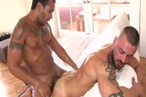 Lucio Saints ass Is permeated By David Avila