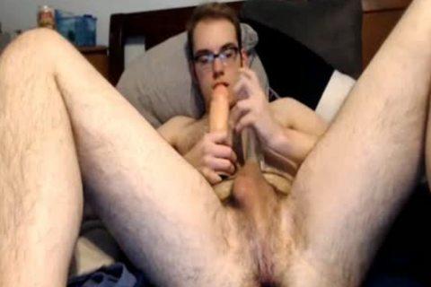 Un Paros Se Joaca Cu Un sex tool, Vedem Si Sperma