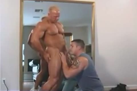 beefy Dakota James nail Ty Fox In Muscle fellows Moving Compangy Inc two