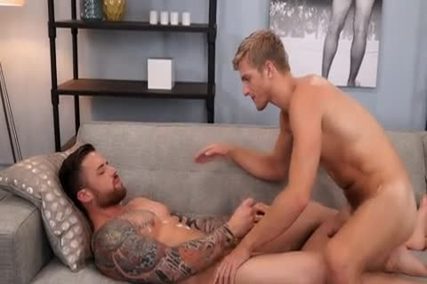 Jordan & Levi Have Time For Sex