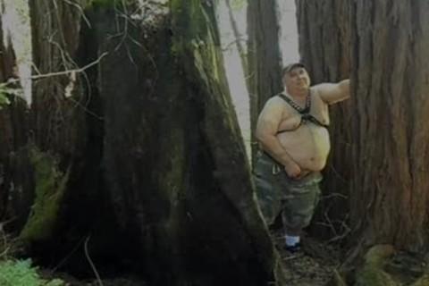 Bear Poses Bear Walks Bear Struggles To Sit On Hillside Bear Cums Bear Walks Bear Pees Bear Walks Bear Cums  269 pounds
