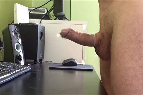 stroking Into A jo-bag Two Times For An Xtube Fan Then Sent It To Him By Post.
