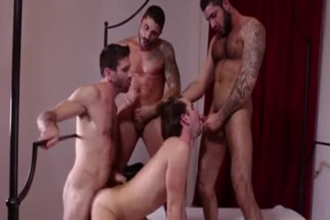Brutal Stepfather hardcore group gang-sex