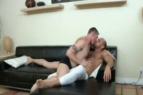 CockSureMen - Jake Deckard & Kieron Ryan