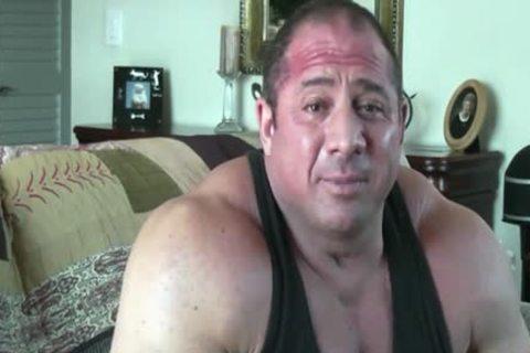 gay Powerlifter Tony Maxim Interview (no Sex)