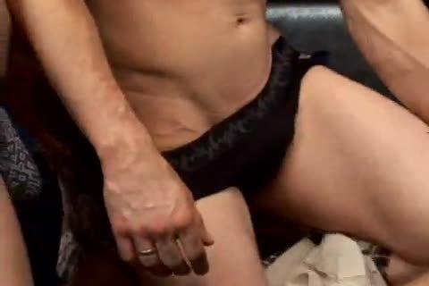 Blake, Cody & Derrek Threeway nailing