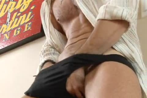 Dario lusty jerking off