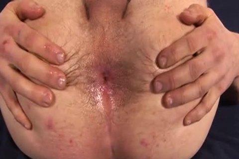 Alan Frank Masturbating Alone