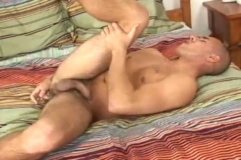 Joey Diego With Toying anal