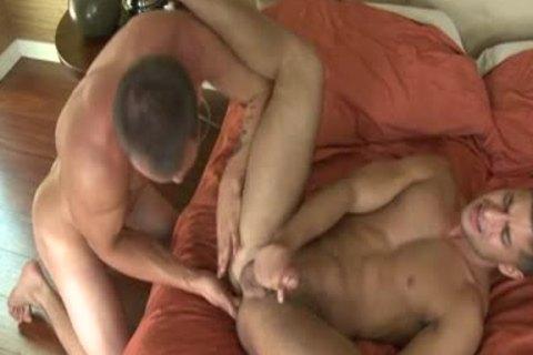 Chad & Nicco plowing Bodybuilders