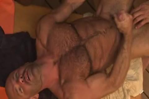 Eduardo nailed By Arpad Miklos (threesome
