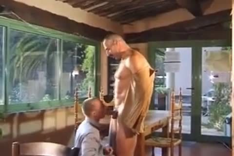 XL Hung Daddy engulf And fuck