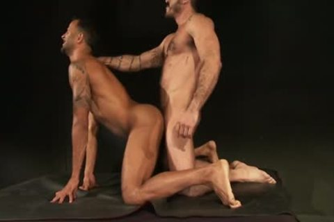 Thomas Shows Allesio His Monster Uncut dick!