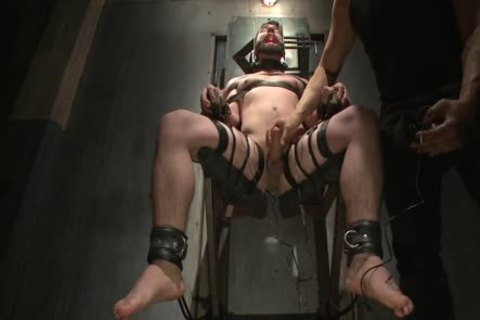 Flogged, Electrified, And drilled