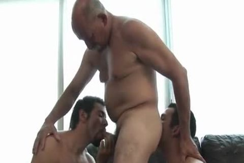 Daddy fucking My friend And Me