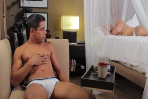 GayRoom - Bryan Coles Pierced wang Sucked And hammered By Tyler Saint