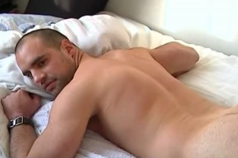 A innocent str8 guy gets Serviced His big penis By A guy!