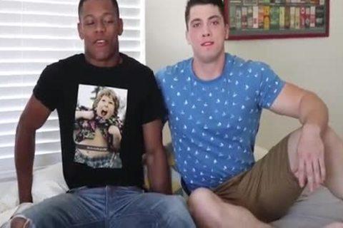 butt sex Interracial