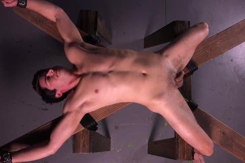 Austin Frat twink Electro anus