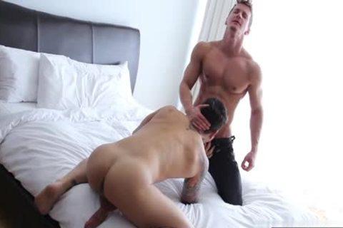 gigantic 10-Pounder gay Flip Flop With ball batter flow