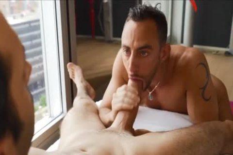 Esteban Explodes Max Ferrandi's butthole