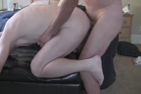 grand-dad Enjoys His Bottom Son!