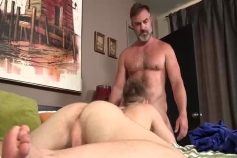 The Father Punishes His Son.