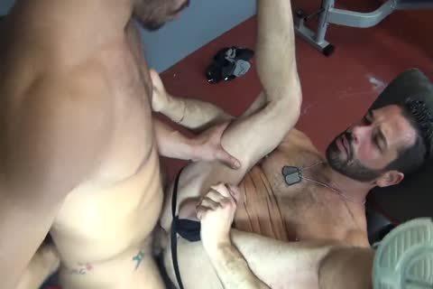 {RFC} Hungry Bottom Gym nail - Trey Turner & Milan Gamiani