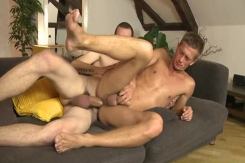big penis Daddy oral-sex stimulation And cream flow