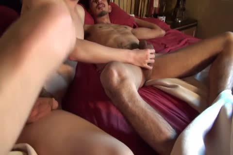 Hottest homosexual Scene With Interracial, blow job-service Scenes