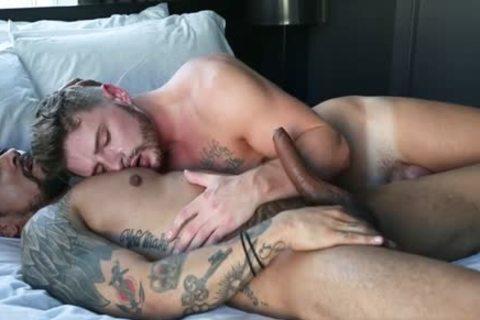 Latin homo butt stab With Facial
