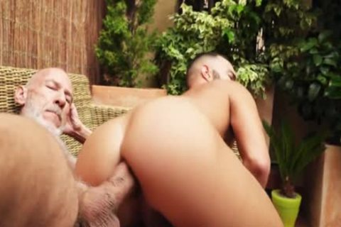 large cock Daddy bonks Dano Guerre (bare)