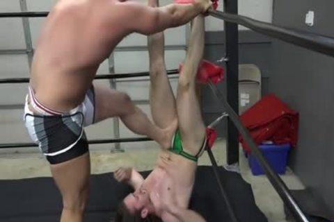 Friday Nite Wrestle 46 Eric Vs Nero