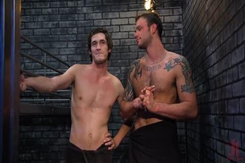 Prison prostitute