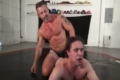 fine Daddy Dominates A long-haired Younger man