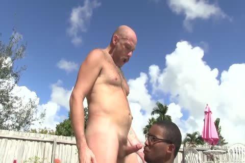 Sailor fucks Donny bare