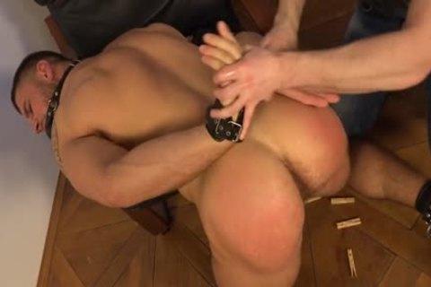 Leo Lombar - spanking (2018)