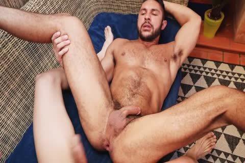 Seth Santoro's bare coarse Ride With Mario Galeno