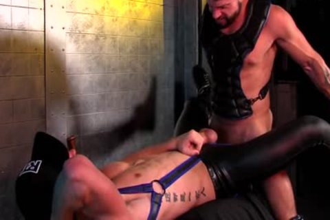 studs JJ big And Tex Davidson Play In Neoprene Gear