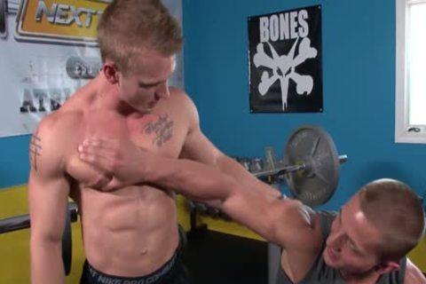 James Huntsman + Marcus Mojo - Workout slamming